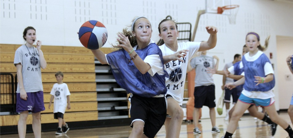 Dighton - Behn Basketball Camp